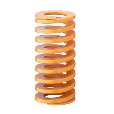 轻小荷重强力模具弹簧SF60X275 螺旋压缩弹簧 复位压簧 SAMSOL/三松